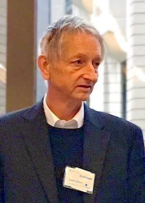 "Lendas da IA: Geoffrey Hinton ""the godfather of deep learning"""